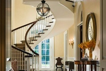 Architecture: Staircases|Railings|Etc. / by iheartnyc