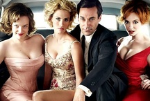 Mad Men! / by Kellie Clements