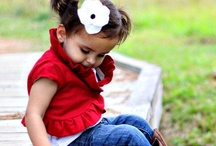 For My Little Girl / Outfits, clothes, girly room designs, hairstyles and articles about raising a well-rounded, confident girl