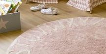 Pink Room Decor / For the girlie girls in your life, pink kids rugs and pink pillows are a way to satisfy her sweet tooth.