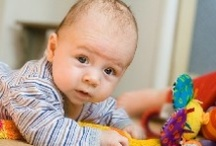 Life with a Baby / Tips, entertainment, stages and how-to's for babies - from newborn to the start of the toddler years (Excludes breastfeeding/formula feeding and baby food tips/recipes - see my other boards for those)