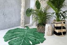 Green Children's Rugs / From grassy green to pistachio, a green kids rug is a gorgeous gender-neutral design idea for any child's room decor.