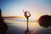 365 Days of Yoga / Daily inspirational yoga poses! Which one's your favorite? / by BookYogaRetreats