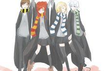 Harry Potter / Fan of hp