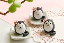 Kawaii Cats / I love cats, and love kawaii ones even mo! as i say: mo cats, mo love