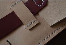 Leather DIYs / Ideas and learnings for Leather DIYs. / by Leather Craft Hobby