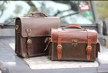 Classy and Rustic Leather / by Leather Craft Hobby