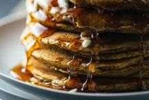 Pancakes - LOVE! / On this board you'll find quick, easy and delicious pancake recipes. Some are classics some are so exotic that you wonder how they came up with the idea mixing those ingredients.