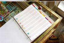 Planners, Journals, Calendars