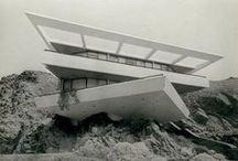 Bauhaus/Rationalism/Brutalism