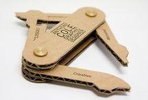 #businesscards / Een creatieve manier om jezelf te presenteren!