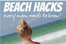 beach hacks / Helpful hints