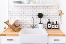 KITCHEN DECORATION / Kitchen and dining room decoration.