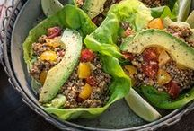 RAW Vegan Recipes / Yes, it's very possible to create a delicious and filling variety of raw vegan recipes. Enjoy!