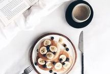 BREAKFAST LOVER / The best breakfast ideas, for breakfast lovers, or not!