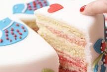 fondant cakes ideas