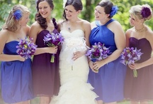 bouquets & bridesmaids