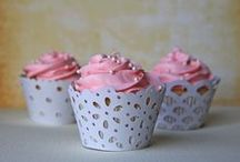 Cupcake Wrappers and Stands