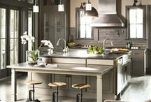 Interiors - Kitchen / by Fiona Rogers