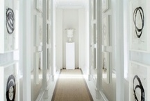 Interiors - Hallway / by Fiona Rogers
