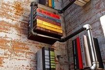 Bookshelves & Storage Ideas