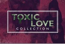 Toxic Love Collection / Toxic Love Collection consists of 6 dark, seductive & deep shades: I'd Love To Hate You (F01), Poison Ivy (F02), Intoxicated (F03), I'm Addicted To You (F04), Toxic Wast-ing My Time (F05) and Till Death Do Us Part (F06). Each nail polish are vegan / eco-friendly, cruelty-free and 3-Free: free of tuolene, formaldehyde and dbp.