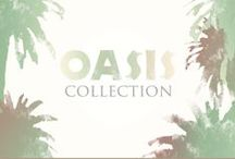 Oasis Collection / Oasis Collection consists of 6 colors: Sahara Deserted Me (S13), You're In De-Nile River (S14), Sage (S15), Been There Dune That (S16), Sandstorm (S17) and Scorpion King (S18). Each nail polish are vegan / eco-friendly, cruelty-free and 3-Free: free of tuolene, formaldehyde and dbp.