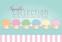 Sprinkles Collection / Sprinkles Collection consists of 6 sparkling and glittery color shades: Taupe it Off with Sprinkles (G01), Hazel & Gretal (G02), Red Velvet Cupcake (G03), After Dinner Mints (G04), Shake Your Bon Bon (G05) and 18 Carat Cake (G06). Each nail polish are vegan / eco-friendly, cruelty-free and 3-Free: free of tuolene, formaldehyde and dbp.