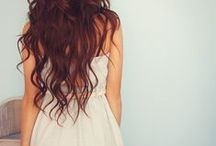 Beautiful hairs *.* :) / *.* :D