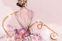 Fashion illustration ❤