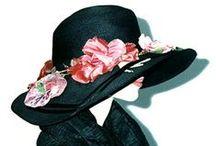 Vintage Hats / by Victoriana Magazine