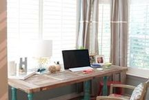 Home Office Ideas / by Xandra O'Neill