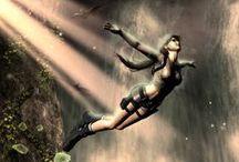 Lara Croft ♥