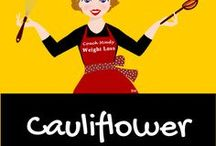 Cauliflower Recipes / Cauliflower recipes that are low fat low carb