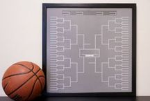 Tournament Bracket Dry Erase Boards / Our Tournament Bracket Dry Erase Boards are the perfect gift for any sports fans in your life. They are also a great way to track office pools, a fun décor item for your restaurant or bar, and a professional addition to any sports facility or locker room.