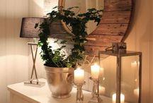 Deco ideas / Nice ideas for home
