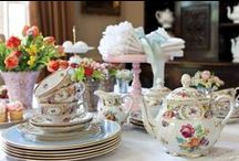 Tea Party Ideas / Tea party ideas, DIY project, Arts and Crafts from Caribbeangreenliving.com and others.