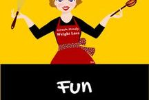 Just for fun / Sometimes we need and want to just have some fun!