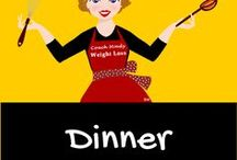 Easy Dinner Recipes / Easy, filling, flavorful, and visually appealing dinner recipes.  It does not need to take a long time to cook a wonderful healthful meal.  Enjoy!!