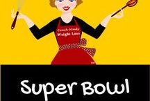 Super Bowl / Super Bowl Recipes that are healthy and delicious!