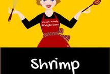 Shrimp / Let's find some healthier, delicious, easy recipes with shrimp.