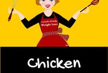 Chicken / Chicken Recipes that are healthy and delicious!