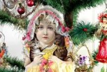 Victorian Christmas / Create the magic of an old-fashioned Christmas with Victorian Christmas decorations, Victorian Christmas trees and ornaments, Victorian food, parties, crafts.