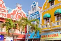 Caribbean Architecture / Beautiful architecture, buildings, etc... from the Caribbean.