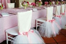 chair hire / chair cover / chair decor hire / From just a subtle decor to full chair covers over 100 different sash colours . Or Chicago chairs and many variations of beads or decor to chairs