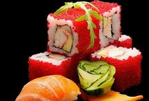 Food: SUSHIS