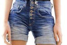 Bermuda / Pantaloncini - PLEASE / I Bermuda e Pantaloncini di Please per Ragazze e Donna - PleaseStore.it