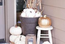 autumn. / Decoration, Costume and Food Ideas for Halloween and Autumn aka Fall