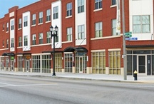 Arlington Grove / ITM supplied their Architectural Awnings to Raineri Construction for the Arlington Grove Project in Saint Louis, Missouri. This project consisted 112 rental units in garden apartments, townhouses, semi-detached housing, a mixed-use building and the renovated Arlington School.