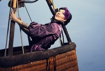 Up Up and Away / by Christine Arenth
